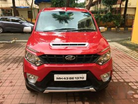 Mahindra NuvoSport Nuvosport N8 Amt, 2016, Diesel AT for sale