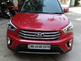 Used Hyundai Creta 1.6 SX MT at low price