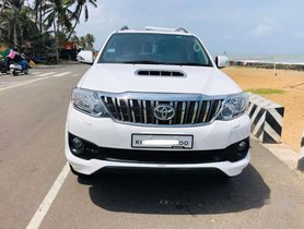 Toyota Fortuner 4X4 AT for sale