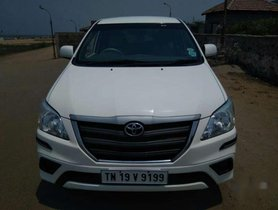 Toyota Innova 2.5 G 8 STR BS-IV, 2014, Diesel MT for sale
