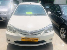 Used Toyota Etios VD 2012 MT for sale