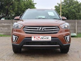 Used 2017 Hyundai Creta 1.6 SX AT for sale