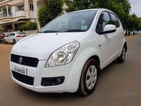 Maruti Suzuki Ritz Vdi BS-IV, 2012, Diesel MT for sale