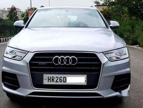 Audi Q3 2017 AT for sale