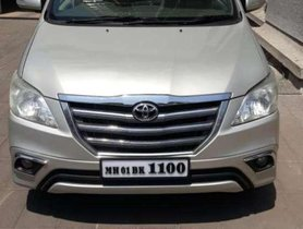 Used 2013 Toyota Innova MT for sale
