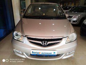 Used Honda City ZX GXI MT at low price