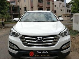 Hyundai Santa Fe 4 WD (AT), 2014, Diesel FOR SALE