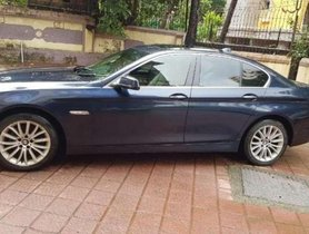 Used 2011 BMW 5 Series 525d Sedan AT for sale