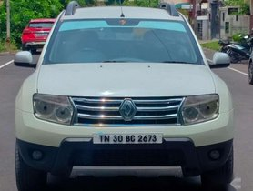 Used Renault Duster RXL AWD 2015 MT for sale