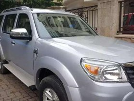 Ford Endeavour 2010 MT for sale