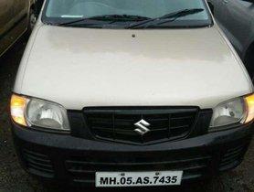Maruti Suzuki Alto LXi BS-IV, 2011, Petrol MT for sale