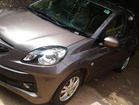 Honda Brio V MT, 2012, Petrol for sale