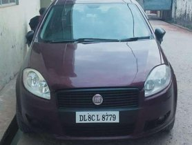 Used Fiat Linea MT car at low price