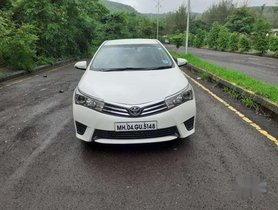 Used Toyota Corolla Altis GL MT car at low price