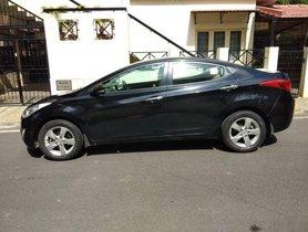 2014 Hyundai Elantra SX AT for sale