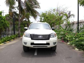 2010 Ford Endeavour 3.0L 4x2 AT for sale at low price