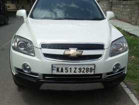 2010 Chevrolet Captiva  LTZ VCDi AT for sale at low price