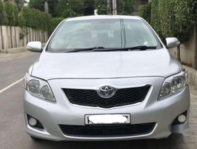 Used Toyota Corolla Altis MT car at low price