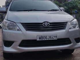 Used Toyota Innova 2.0 G1 MT for sale at low price
