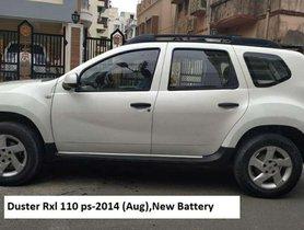 Renault Duster 110 PS RxL Diesel, 2014, Diesel MT for sale