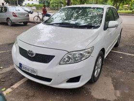 Used Toyota Corolla Altis 1.8 G 2010 MT for sale