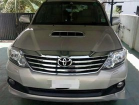 Toyota Fortuner 3.0 4x4 MT, 2012, Diesel for sale