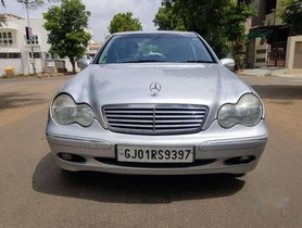 Used 2002 Mercedes Benz C-Class 220 CDI MT for sale