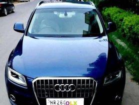 Used Audi Q5 30 TDI Premium, 2015, Diesel AT for sale
