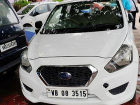 Used Datsun GO D MT car at low price