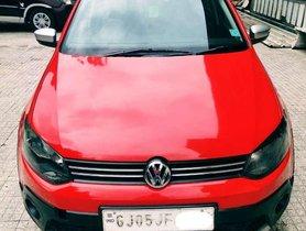 Volkswagen Cross Polo 1.5 TDI, 2014, Diesel MT for sale