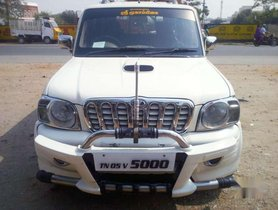 Mahindra Scorpio SLX 2.6 Turbo 8 Str, 2007, Diesel MT for sale