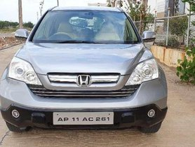 Honda CR-V 2.4L 4WD AVN, 2007, Petrol MT for sale