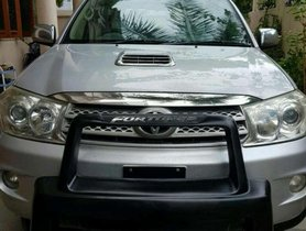2009 Toyota Fortuner  4x4 MT for sale at low price