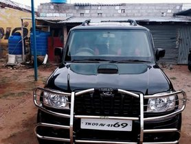 Mahindra Scorpio SLX 2.6 Turbo 7 Str, 2007, Diesel MT for sale