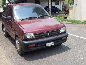 Maruti Suzuki 800 AC BS-III, 2012, Petrol MT for sale