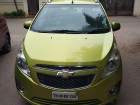 Chevrolet Beat LT Opt Petrol, 2010,  MT for sale