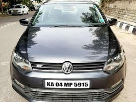 Used Volkswagen Polo GT TDI MT for sale at low price