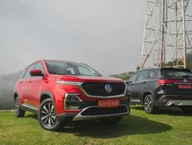 MG Becomes India's 10th Highest Selling Car Brand In The First Month Of Sales