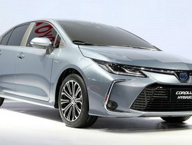 New-gen Toyota Corolla Altis Being Considered For Indian Market