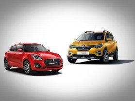 Renault Triber Vs Maruti Swift Comparison Of Price, Specifications, Interior