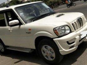 Used 2012 Mahindra Scorpio Lx MT for sale