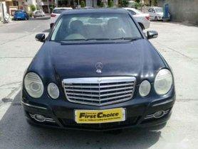Mercedes Benz E Class 2007 MT for sale