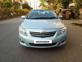 Used Toyota Corolla Altis 1.8 G 2009 MT for sale