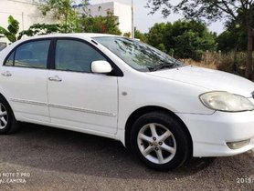 Used Toyota Corolla H3 1.8G, 2005, Petrol MT for sale