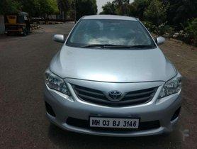 Toyota Corolla Altis 1.8 J, 2013, Petrol MT for sale