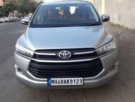 Toyota INNOVA CRYSTA 2.8 GX CRDi Automatic, 2017, Diesel AT for sale