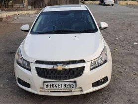 Used Chevrolet Cruze LTZ AT, 2011, Diesel for sale