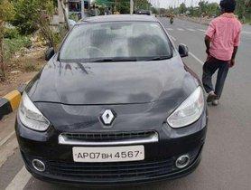 Used 2012 Renault Fluence Diesel E4  MT for sale