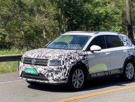 Volkswagen Tarek Spied For The First Time