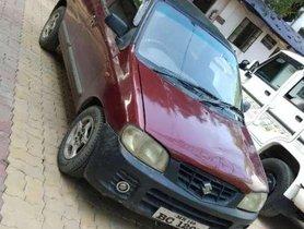 2007 Maruti Suzuki Alto MT for sale